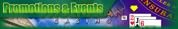 Phoenician Casino Promotions & Events